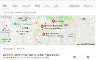 Come ottimizzare Google MyBusiness: migliorare il posizionamento Local