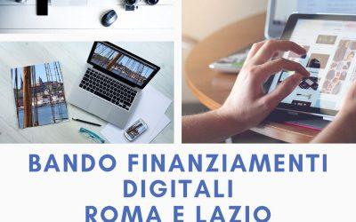 Digital Impresa Lazio e Roma
