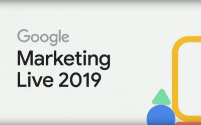 Le novità del Google Marketing Live 2019