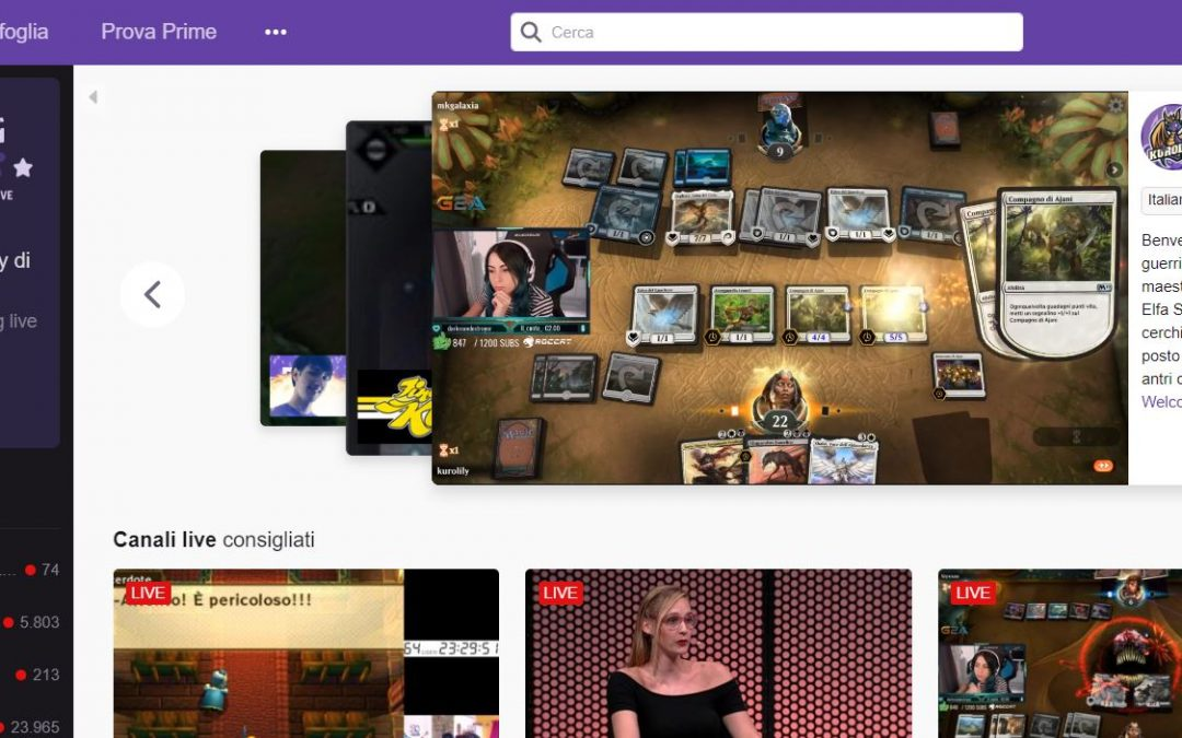 Twitch: cosa è e come utilizzare le Twitch ADS
