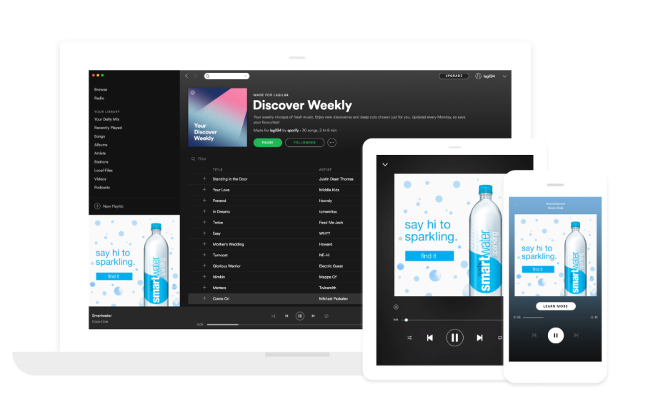 Spotify Ads: come fare pubblicità su Spotify