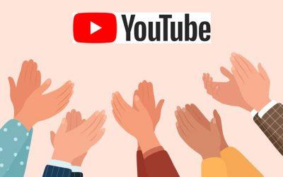 Applausi su YouTube: presto nuova fonte di guadagno per i creator