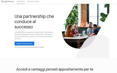 Google Partner: cosa è e quali vantaggi offre